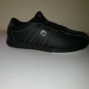 KR Strikeforce OPP Black Men's WIDE Bowling Shoes